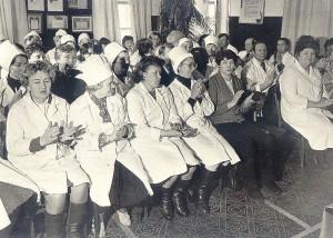 конкурс на лучшего участкового терапевта 1981